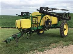 Schaben SF-8500 Pull Type Field Sprayer