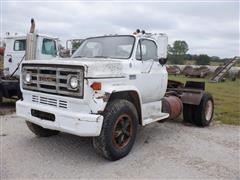 1978 GMC 6500 S/A Truck Tractor (INOPERABLE)