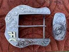 DESIGN YOUR OWN CUSTOMIZED BELT BUCKLE