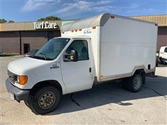 2006 Ford E350 Econoline Cargo Truck W/ Spray System