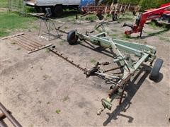 1994 Kosch MB16 Double Sickle Bar Mower W/Sickle Sharpener & Bars