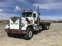 1975 Peterbilt 353S T/A Oilfield 'Rig-Up' Flatbed Truck