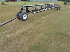 Wemco T/A 30' Flex Head Header Trailer