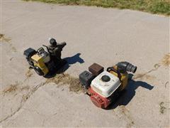 Briggs & Stratton Honda Gas Fertilizer Pumps