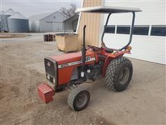 Massey Ferguson 205 Compact Utility Tractor