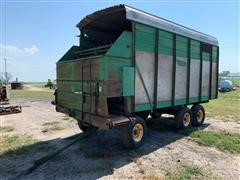 Badger T/A Forage Wagon