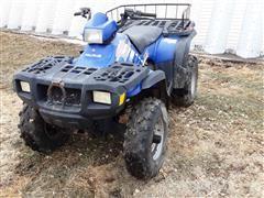 2001 Polaris Sportsman 500 4X4 ATV