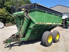John Deere 650 T/A Grain Cart