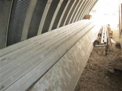 20' Tall X 30' Wide Insulated Overhead Door