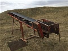 21' Agggregate Conveyor Belt