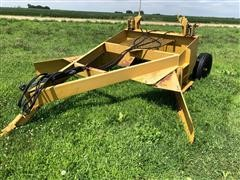 Wood Windrow 820 Ditch Scraper