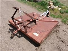 BMB 3-PT 6' Rotary Mower