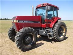 1991 Case IH 7110 Magnum MFWD Tractor