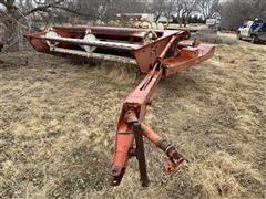 Hesston Pull Type Swather