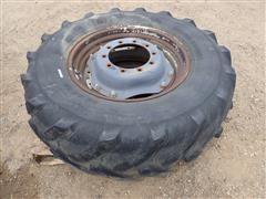 BF Goodrich 16.9R30 Tire W/10 Bolt Rim