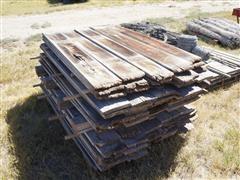 """1"""" X 8"""" X Approx 6' Aged Barn Wood"""