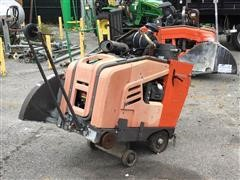 2012 Husqvarna FS4800D3 Self-Propelled Concrete Cutting Saw