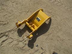 John Deere 35 ZTS Excavator Thumb