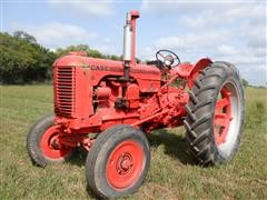 1946 Case DC 2WD Tractor