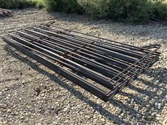 Linn Post & Pipe Corral Panels