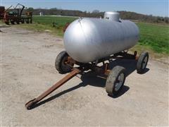 300-Gallon Propane Tank On Running Gear