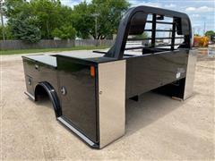 CM TM-02975642GM-S Dual Wheel Pickup Flatbed