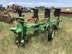 John Deere 4200 4 Bottom Roll Over Plow