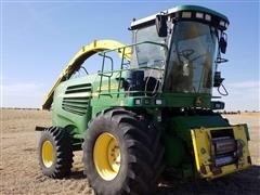 2004 John Deere 7800 Forage Chopper