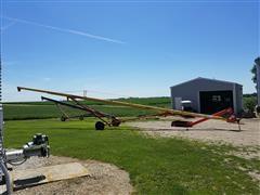 Westfield 8 X 61 Swing Hopper Auger