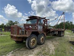 1978 International PayStar 5000 T/A Winch Truck