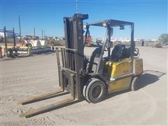 Yale 6000 Lb Capacity Forklift