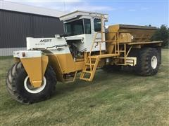 Mertz 3250 Dry Fertilizer Spreader