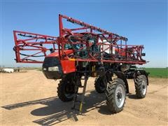 2014 Case IH Patriot 2240 Self-Propelled Row Crop Sprayer