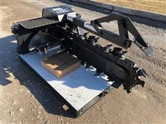 2017 Lowe XR21 Trencher Attachment