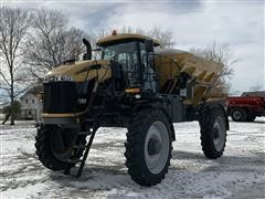 2016 RoGator RG1100B Dry Fertilizer Spreader