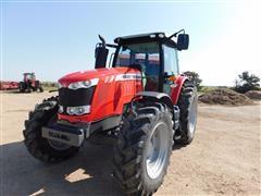 2013 Massey-Ferguson 7616  Dyna-6 MFWD Tractor