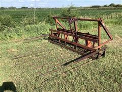 Farmhand Stacker W/Hydro Push Off