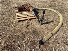 Harrisburg 178 Centrifugal Buster Pump