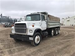 1988 Ford LT9000 Tri/A Dump Truck