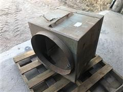 Aerovent Type 75B Fan Enclosure