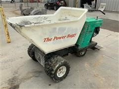 Terex OMPB16A-S Ride-On Power Buggy