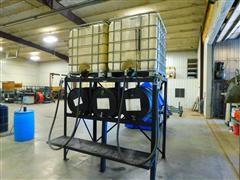 Oil & Farm Fluid Rack