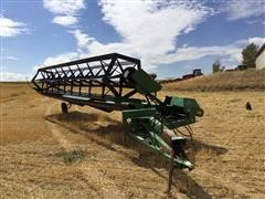 John Deere 590 Pull-Type Draper Head W/Transport