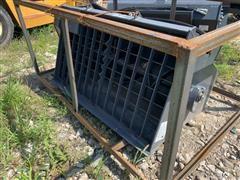 2019 Wolverine 1/4 Yard Skid Steer Concrete Mixer