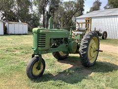 1948 John Deere B 2WD Tractor