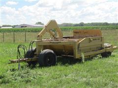 Holocomb 800 Towed Scraper