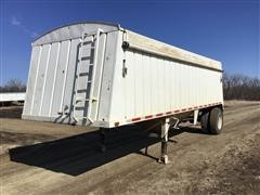 1991 Fab Tech S/A Grain Trailer