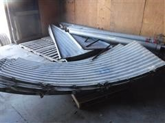 Butler 5500 Bu Disassembled Grain Bin