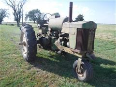 1955 John Deere 60 2WD Tractor
