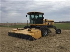 2007 Challenger SP185C Self-Propelled Windrower